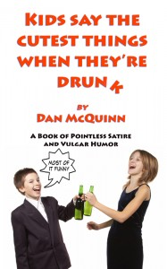 Kids Say the Cutest - ebook cover