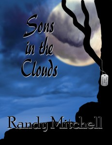 Sons In The Clouds Jacket Cover-Marketing issue