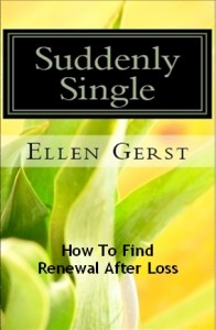Suddenly Single by Ellen Gerst cover jpg