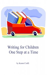WritingForChildrenCover